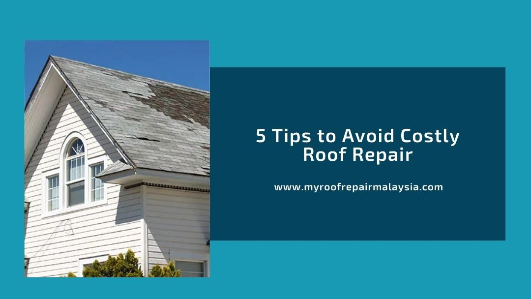5 Tips to Avoid Costly Roof Repair