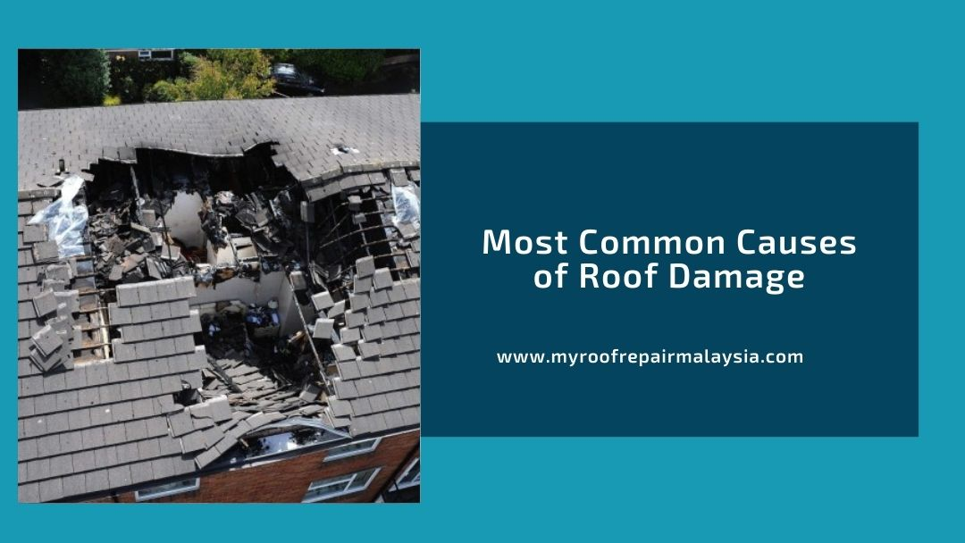 Most Common Causes of Roof Damage