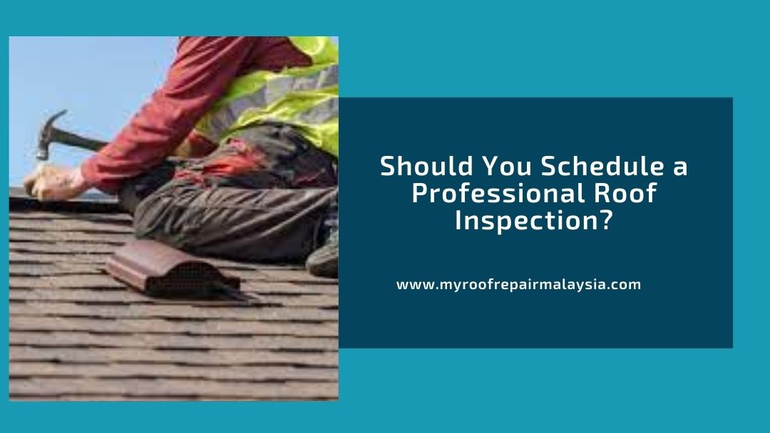 Should You Schedule a Professional Roof Inspection?
